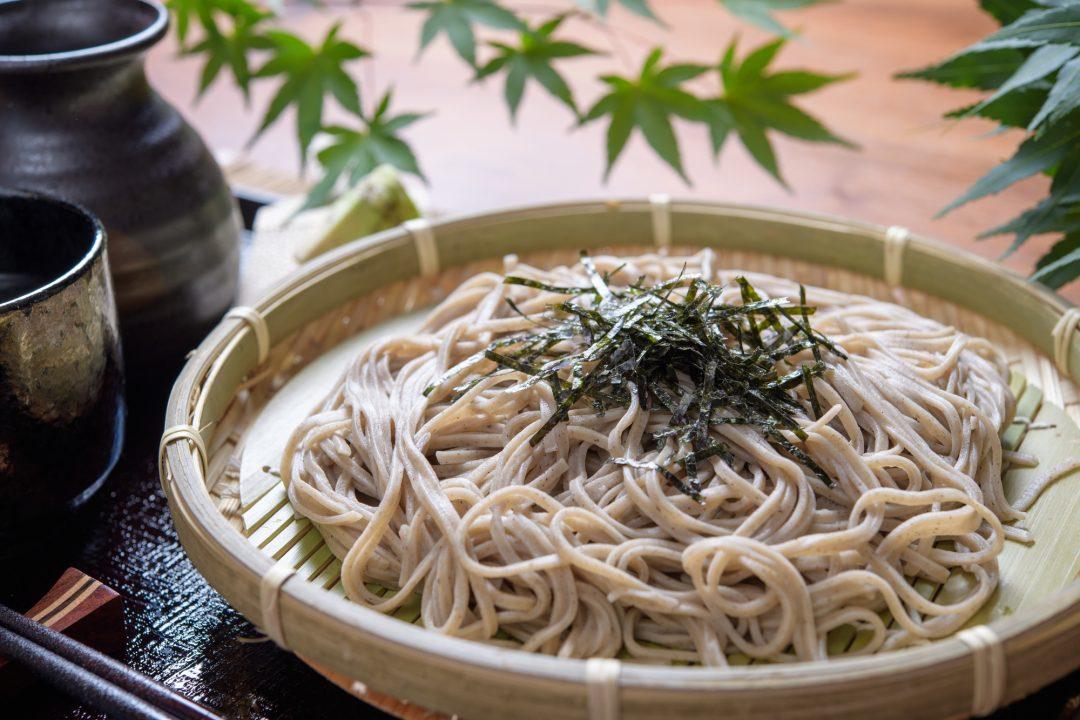 高級立ち食い蕎麦1,000円